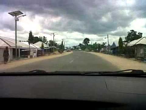 President Goodluck Jonathan's  Hometown