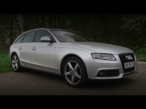 audi a4 3 0 v6 tdi 240hk avant quattro tiptronic 2009 test ultimativ rejsevogn youtube. Black Bedroom Furniture Sets. Home Design Ideas