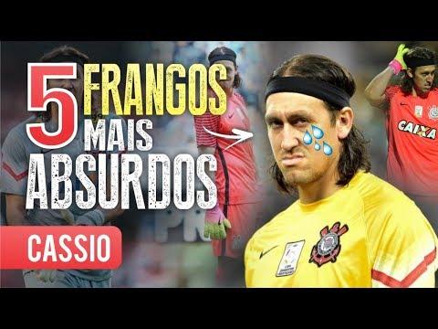 Os 5 FRANGOS mais ABSURDOS de CÁSSIO