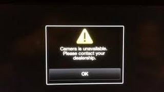 2011 2015 ford explorer backup camera not working replacement