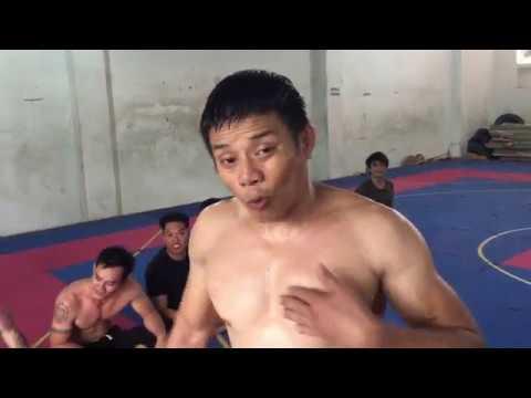 Võ Sư Việt Nam Thách đấu Võ Sư Pierre Flores Và Cái Kết Quá Bất Ngờ?