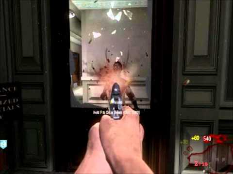 Call Of Duty Black Ops Zombies Gameplay