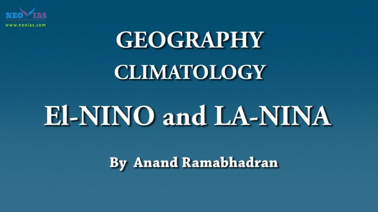 hight resolution of el nino and la nina climatology geography neo ias