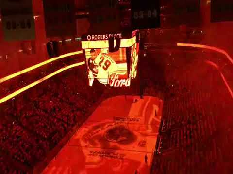 """Edmonton Oilers Loudest fan's in nhl. RESPONSE video to """"The White Out"""""""