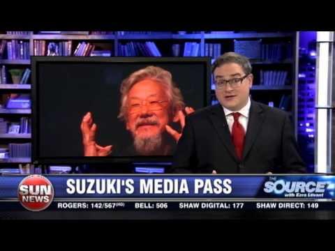 FULL EPISODE: Ezra Levant confronts David Suzuki