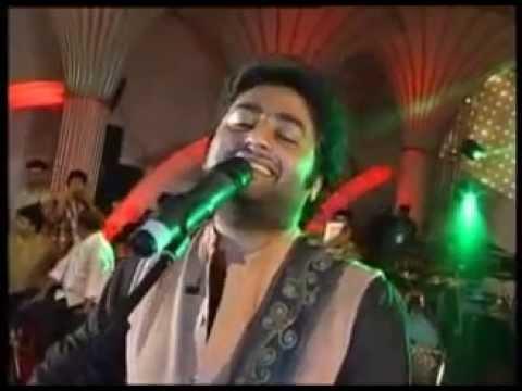 Arijit Singh LIVE challenging Atif Aslam ,...