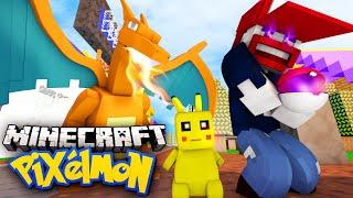 MYSTERIÖSES POKEMON GOLD EI - Minecraft Pixelmon #1
