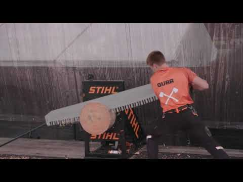 Dan Gurr vs Laurence O'Toole – Quarterfinal 3 - STIHL TIMBERSPORTS® Australian Trophy 2019 from YouTube · Duration:  2 minutes 5 seconds