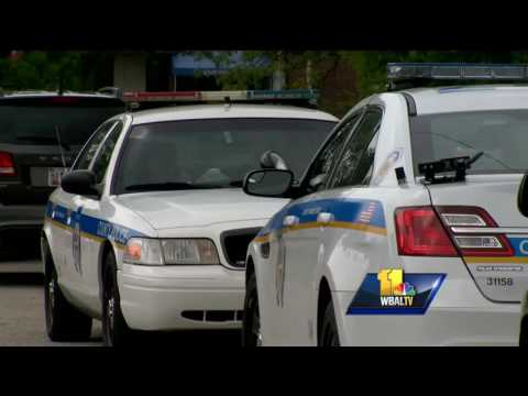Armed Md. woman's interaction with police in standoff