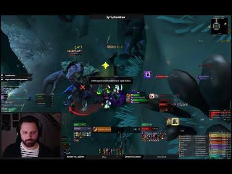 Mythix Mythrax Kill - Warlock PoV