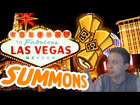 500+ Scroll Vegas Summoning Session!!!