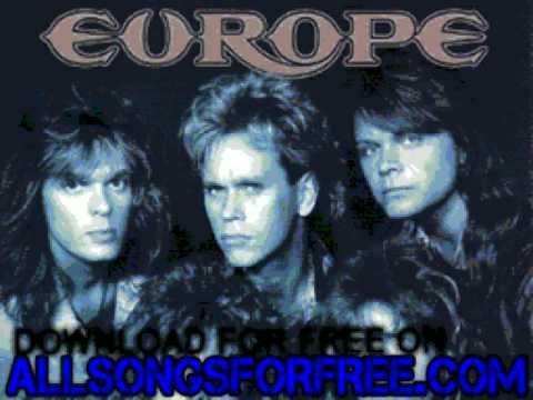 europe - Never Say Die - Out of This World