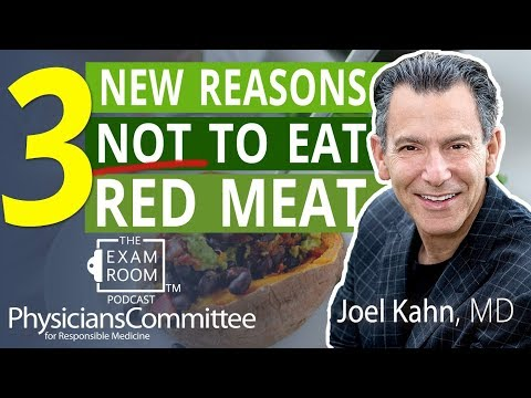 Three New Reasons Not To Eat Red Meat