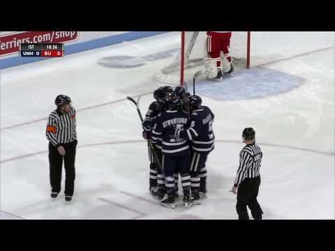 Highlights: Men's Ice Hockey Vs. New Hampshire (2/15/20)