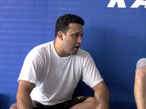 Renzo Gracie Talks About Ricardo Almeida - Video 2.