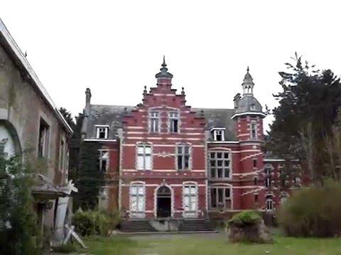 Abandoned Castle - Château Rouge / Bambi / Château de la Motte (Urbex)