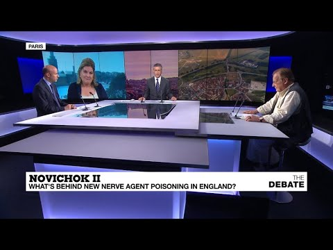 Novichok II: What''s behind new nerve agent poisoning in England?