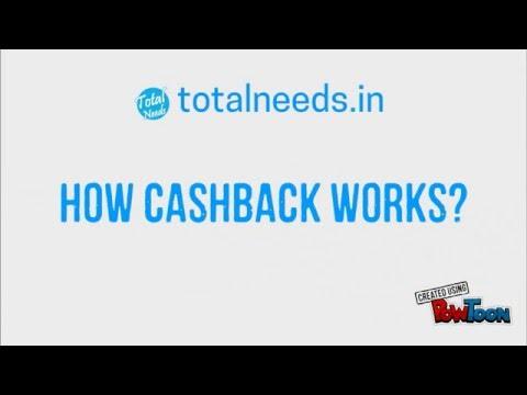 How Cashback Works?