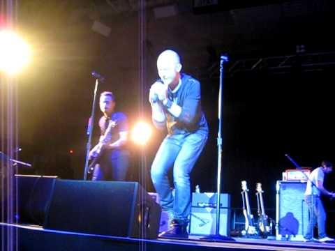The Fray - We Build Then We Break Live at Boston College on April 22nd 2010
