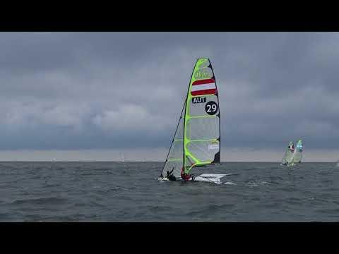 49er Sailing - Medal Race - 2018 European Championship - Day 6