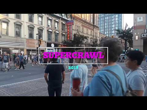 Hamilton: SUPERCRAWL 2018 Highlights