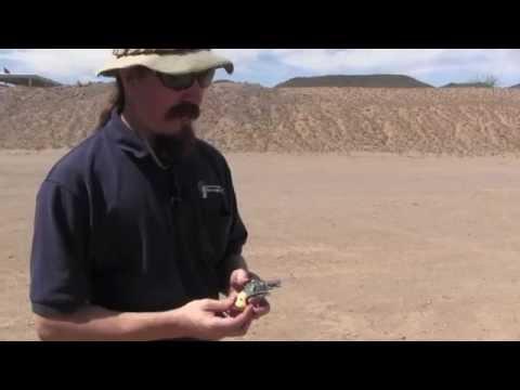 Belgian .22 Short Mini Pocket Revolver