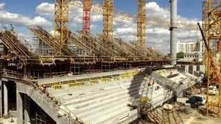 Администрация Екатеринбурга: ЧМ по футболу - стимул реализации проектов