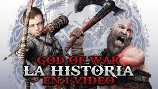 La Historia de God of War en 1 video I Fedelobo