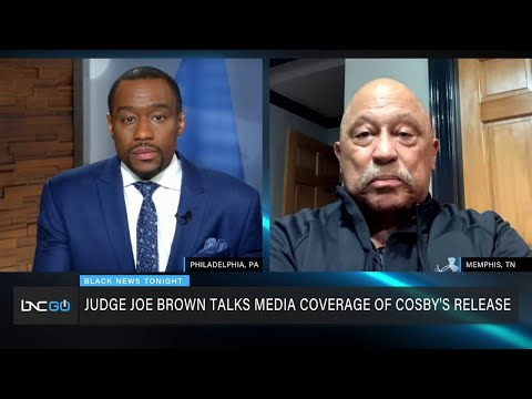 Marc Lamont Hill and Judge Joe Brown Get into Heated Debate on Media's Portrayal of Bill Cosby