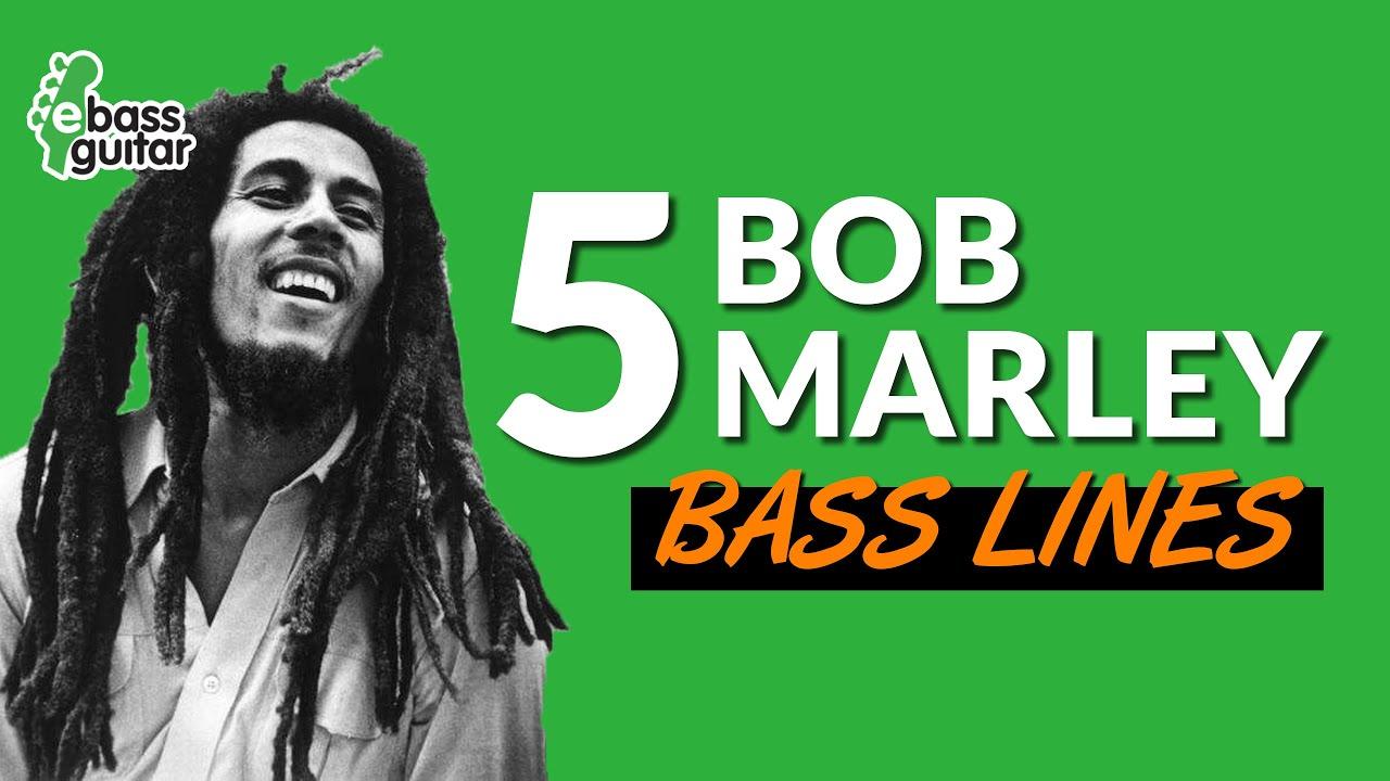 Download Reggae Bass - 5 Bob Marley Bass Lines