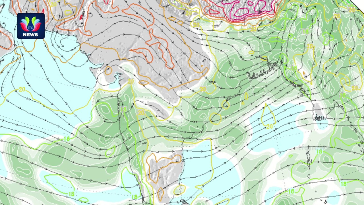Monsoon Arrives 3 Days Early At Andaman and Nicobar Islands   IMD Weather  Report   TFc News