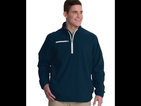 Charles River Apparel Style 9745 Men's Riverside Pullover Sweater