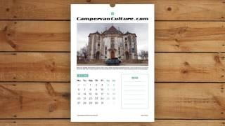 CampervanCulture.com Calendar