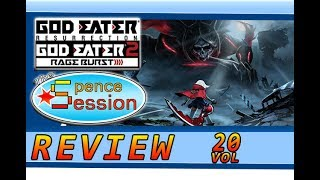 God Eater 2 Rage Burst and GE Resurrection Review (PC/Steam Version) - Spence Session