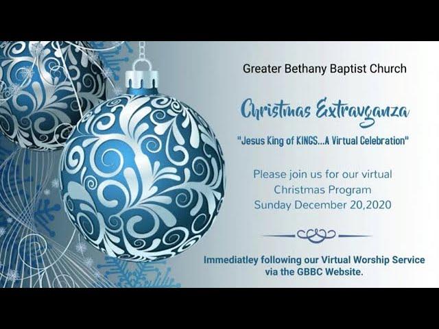 12-20-2020 - Christmas Extravaganza
