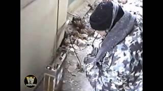 Чечня, Грозный 8 декабря 2002г. Ростовский ОМОН.