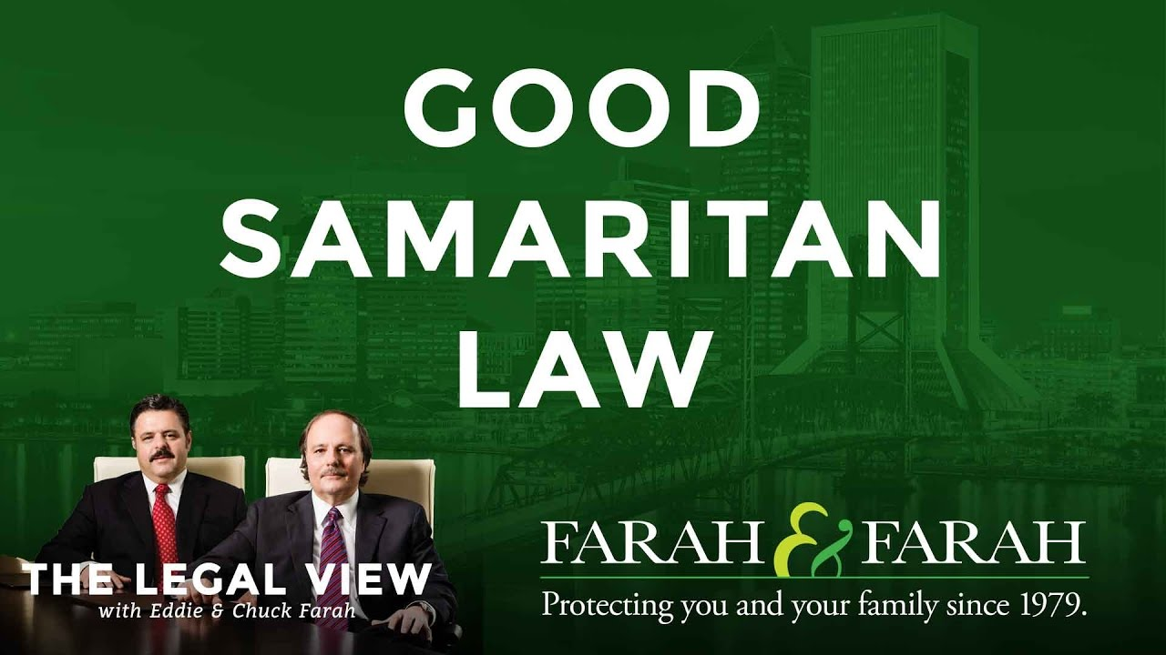 "good samaritan law Statutes, constitution, & laws of florida florida statutes search statutes search tips this act shall be known and cited as the ""good samaritan act."