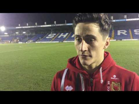 INTERVIEW: George Williams proud to captain MK Dons