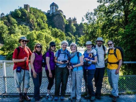 Sierra Club Trip 2017B   Hiking the Czech Greenways