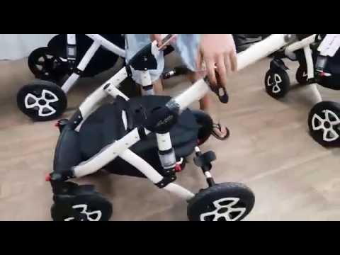 Как сложить коляску адамекс барлетта