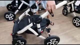 адамекс барлетто - обзор как собирать и разбирать коляску