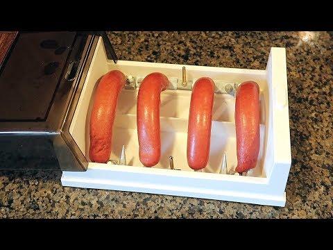 5 Strange Hot Dog Gadgets put to the Test #5