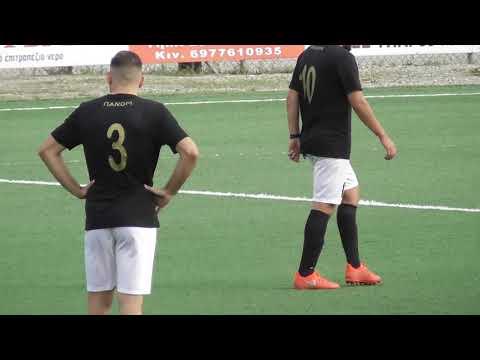 ΓΟΡΤΥΣ - ΠΑΝΟΜ ... το Α' Ημίχρονο (γήπεδο Αγίων Δέκα 6-10-2018)  329