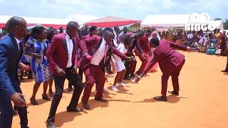 Walimu na Wanafunzi Jayland Wakicheza Yope Remix ya Diamond Wawafurahisha Wazazi