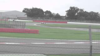 Michael Lyons Lola T400 Silverstone HSCC 1