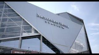 The Mercedes-Benz Stadium Games: The Stadium Tour