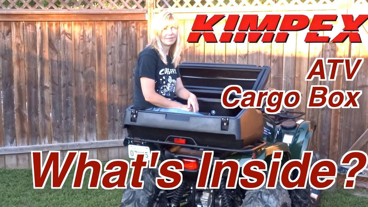 Rear KIMPEX Cargo Trunk