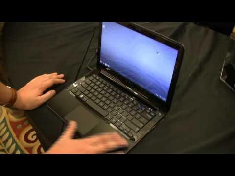Samsung Series 9 13.3-inch Subnotebook Hands On