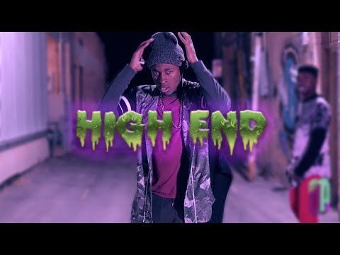 High End - Chris Brown (Halloween Dance) Choreography by Buddy Hills
