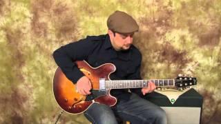 the beatles helter skelter guitar cover by marty schwartz